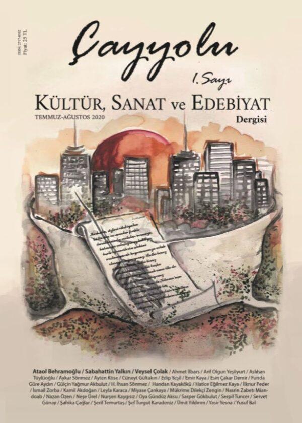 Çayyolu Kültür Sanat ve Edebiyat Dergisi, Sayı 1