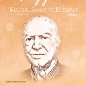 Çayyolu Kültür Sanat ve Edebiyat Dergisi, Sayı 4