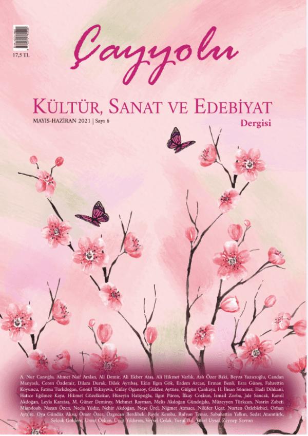 Çayyolu Kültür Sanat ve Edebiyat Dergisi, Sayı 6
