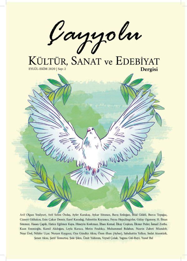 Çayyolu Kültür Sanat ve Edebiyat Dergisi, Sayı 2